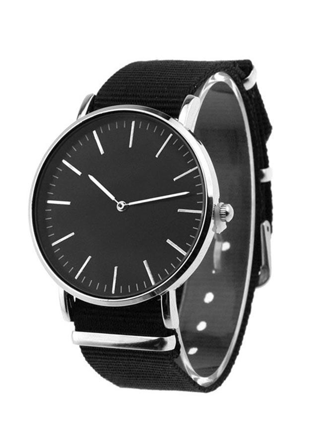 Đồng hồ thời trang nam dây vải PKHRGE064