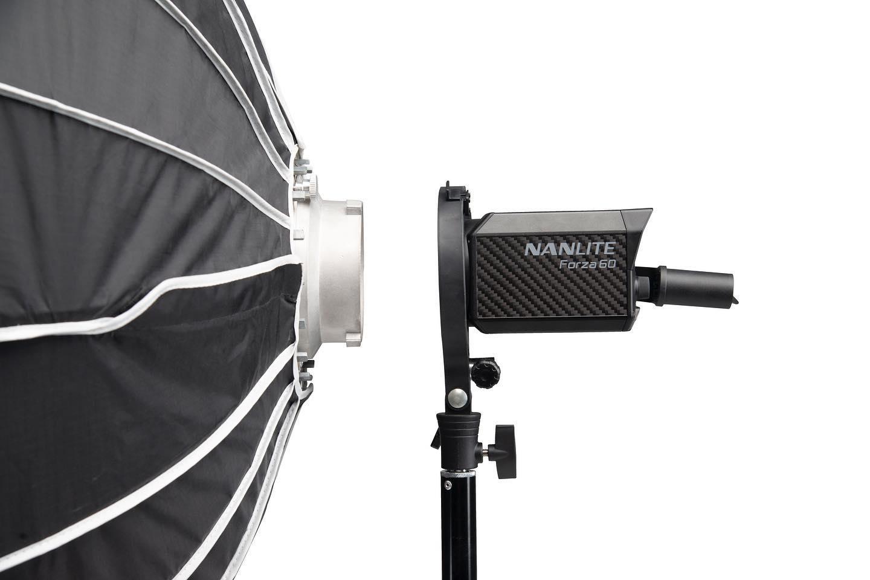 Giá đỡ tiếp nối đèn Forza 60 - NANLITE AS-BA-FZ60 BOWENS ADAPTER Hàng chính hãng (FNM05)