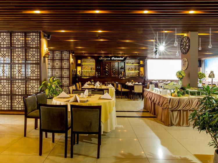 Nhà hàng Khách sạn Sài Gòn