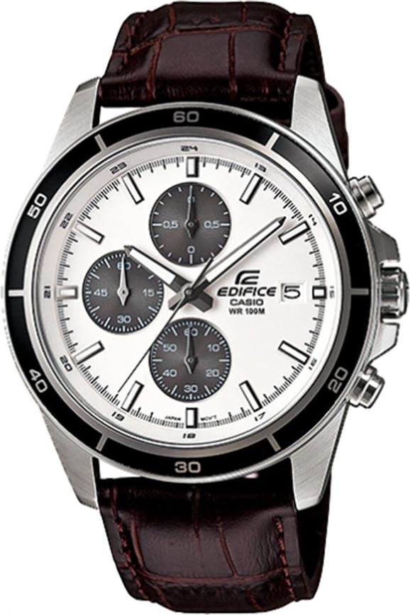 Đồng hồ nam dây da Casio EDIFICE EFR-526L-7AVUDF