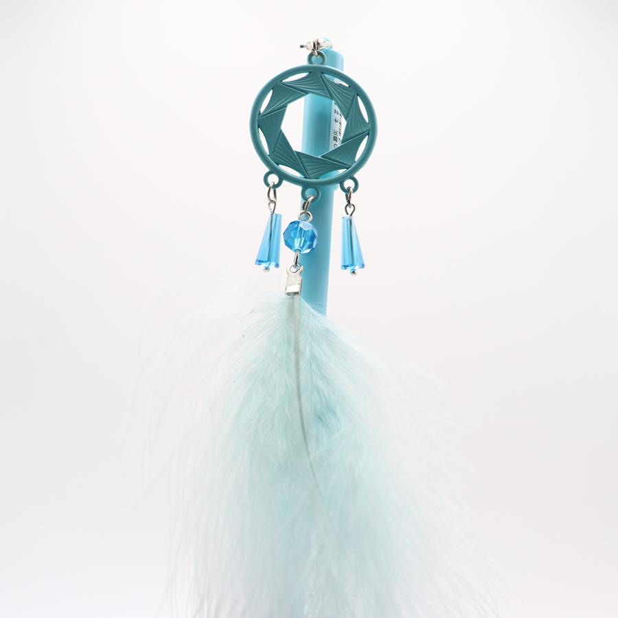 Bút gel phong thuỷ Dream Catcher lông vũ cao cấp