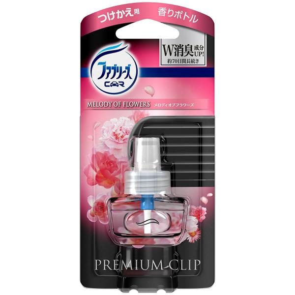 Lõi thay thế nước hoa ô tô P&G Premium Clip 7ml - Nhật Bản