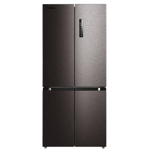 Tủ lạnh Inverter Toshiba RF610WE-PMV(37)-SG (511L) - Hàng chính hãng - Chỉ giao tại HCM