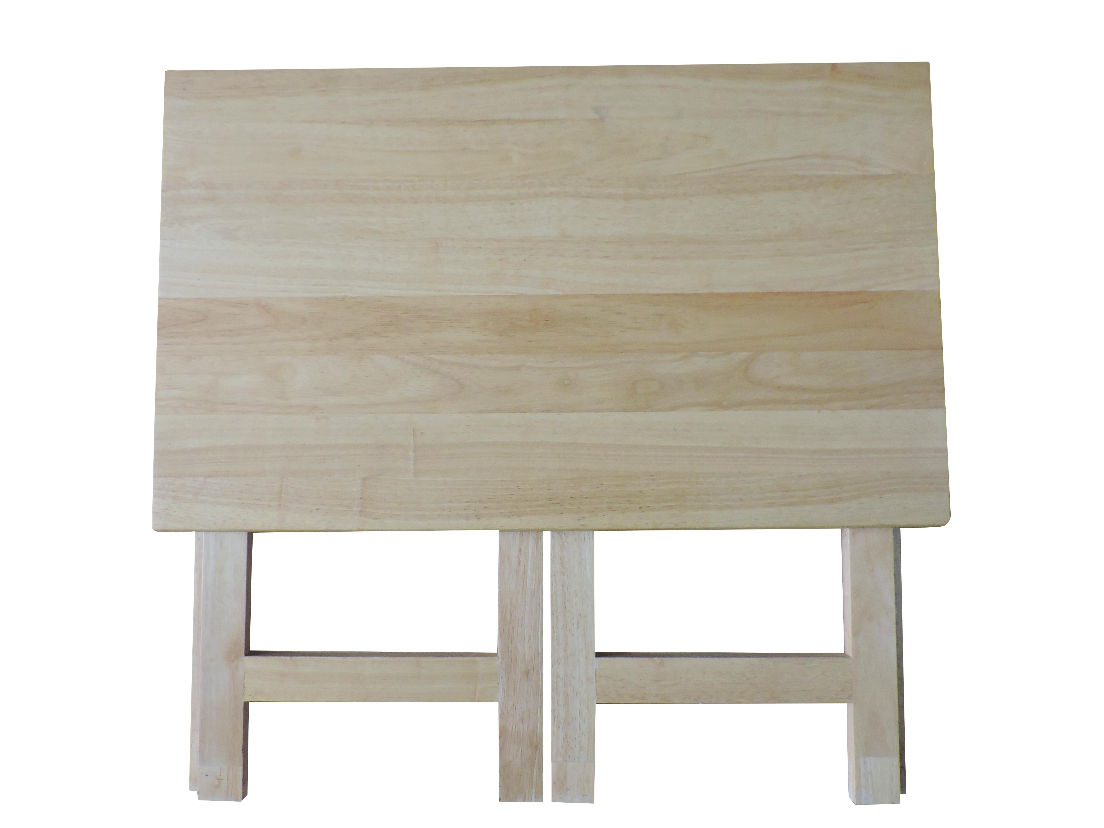 Bộ bàn ghế xếp gấp gỗ xuất khẩu