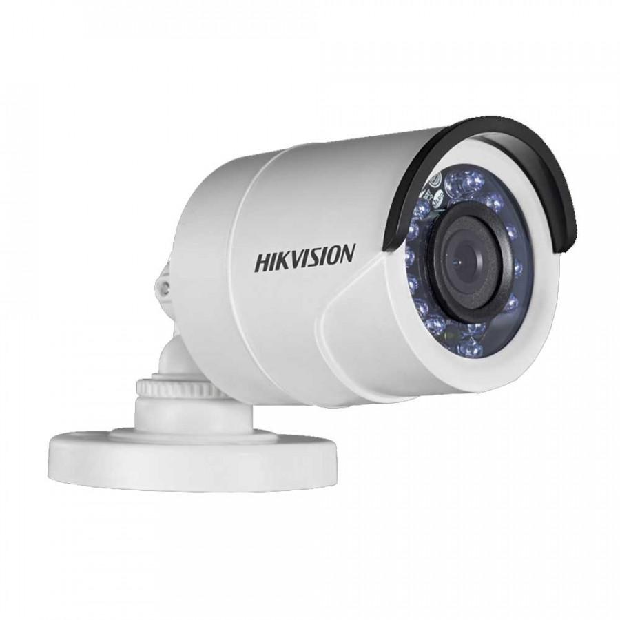 Camera HD-TVI hình trụ hồng ngoại 20m 2.0 Mega Pixel - Lõi kim loại - Hàng nhập khẩu