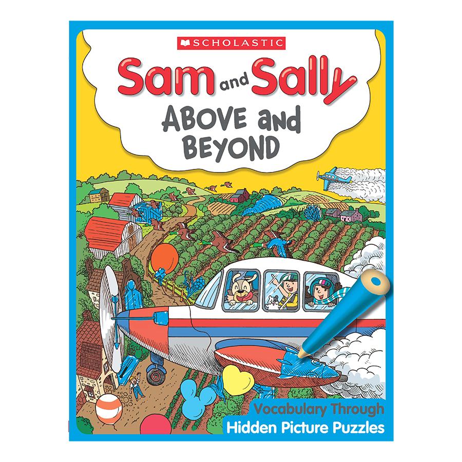 Sam And Sally Above And Beyond