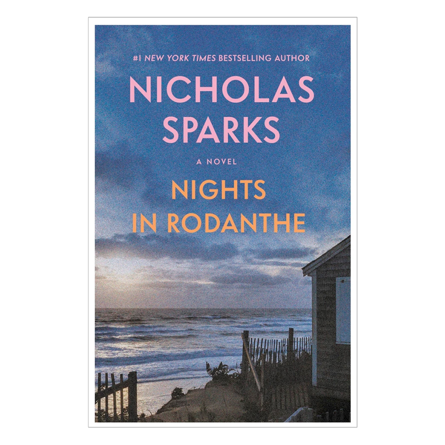 Sách tiếng Anh - Nights In Rodanthe - New Edition
