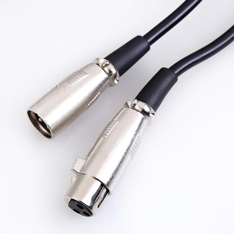 Cáp XLR cho Micro condenser 2 Đầu Đực Cái AZONE