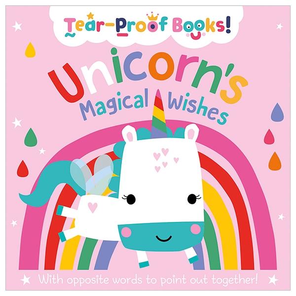 Tear-Proof Books! Unicorn's Magical Wishes