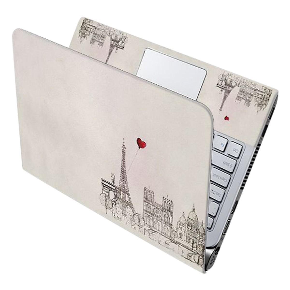 Mẫu Dán Decal Nghệ Thuật Cho Laptop LTNT-349 cỡ 13 inch