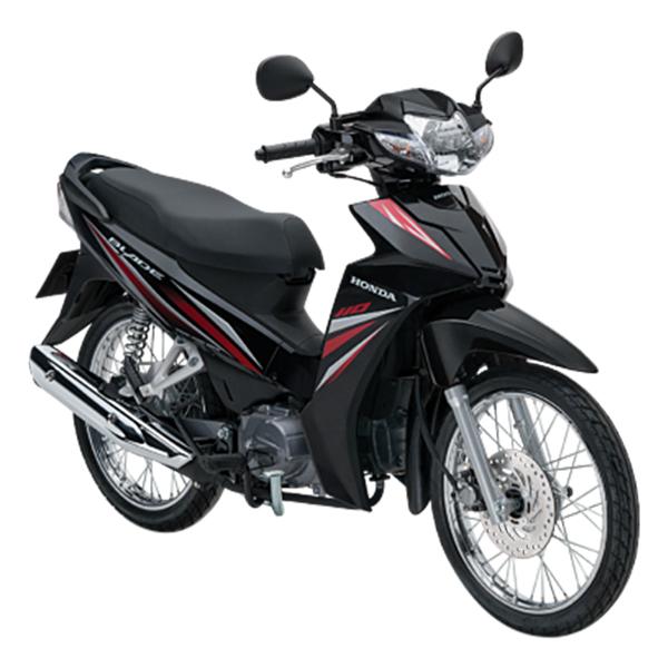 Xe Honda Blade 2019 - Phanh Cơ, Vành Nan Hoa