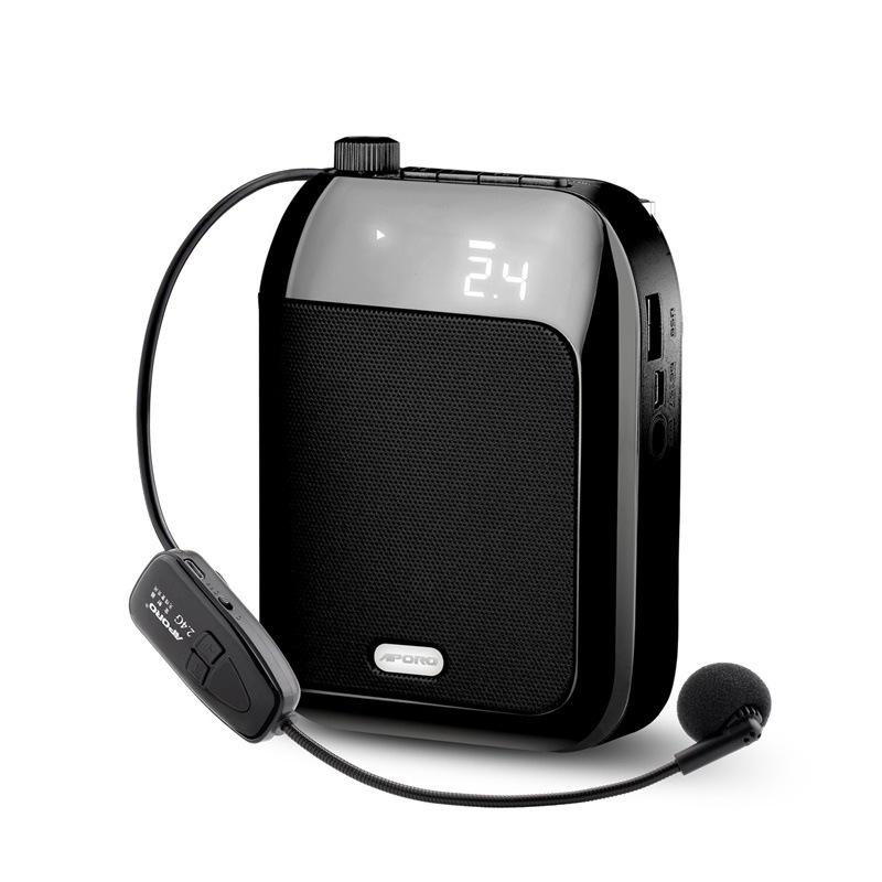 Máy trợ giảng Aporo T9 UHF bluetooth 4.0 ( tặng 1 túi đứng ) hàng nhập khẩu