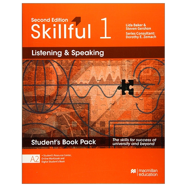 Skillful Second Edition Level 1 Listening & Speaking Student's Book + Digital Student's Book Pack