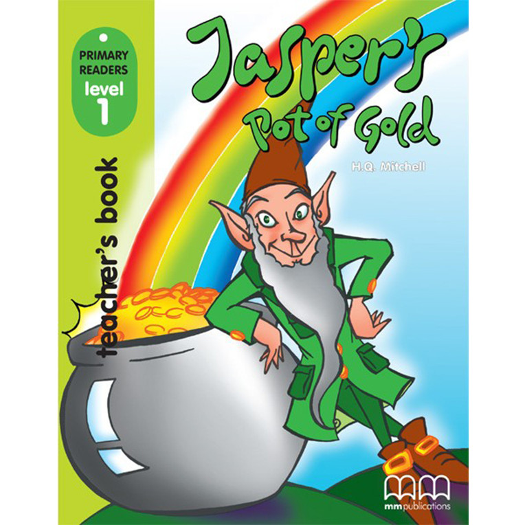MM PUBLICATIONS: Jasper's Pot Of Gold Teacher's Book