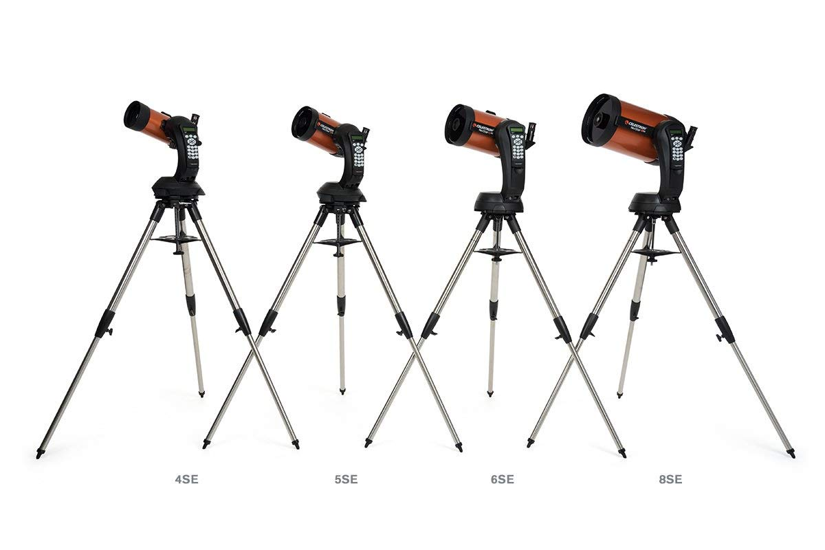 Kính thiên văn điện tử, kinhs thiên văn tổ hợp, chính hãng Celestron Mỹ, dùng pin hoặc nguồn điện