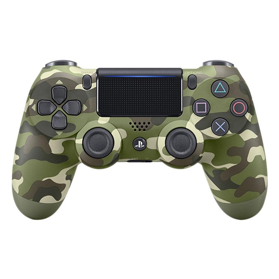 Tay Cầm PlayStation PS4 Sony Dualshock 4 (Màu Camo) - Hàng Chính Hãng