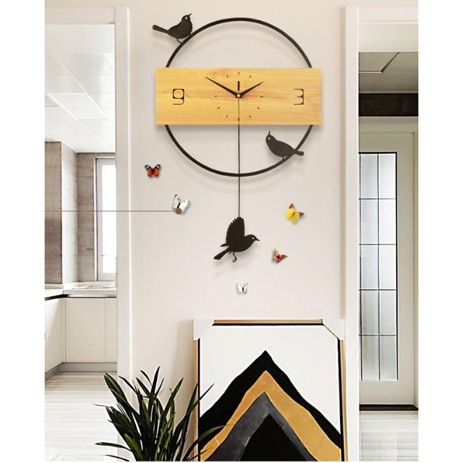 Đồng hồ chim - ĐHC 856