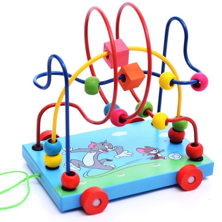 Xe đồ chơi bằng gỗ, xe xâu chuỗi luồn hạt gỗ, đồ chơi an toàn cho bé giúp trẻ kích thích giác quan hỗ trợ phát triển trí tuệ bằng đồ chơi thông minh  Tặng Kèm Móc Khóa. - 23845813 , 8013989912266 , 62_24281698 , 595200 , Xe-do-choi-bang-go-xe-xau-chuoi-luon-hat-go-do-choi-an-toan-cho-be-giup-tre-kich-thich-giac-quan-ho-tro-phat-trien-tri-tue-bang-do-choi-thong-minh-Tang-Kem-Moc-Khoa.-62_24281698 , tiki.vn , Xe đồ chơi