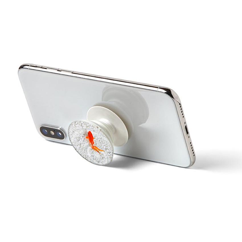 Gía đỡ điện thoại đa năng, tiện lợi - Popsockets - In hình CAKOI 01 - Hàng Chính Hãng