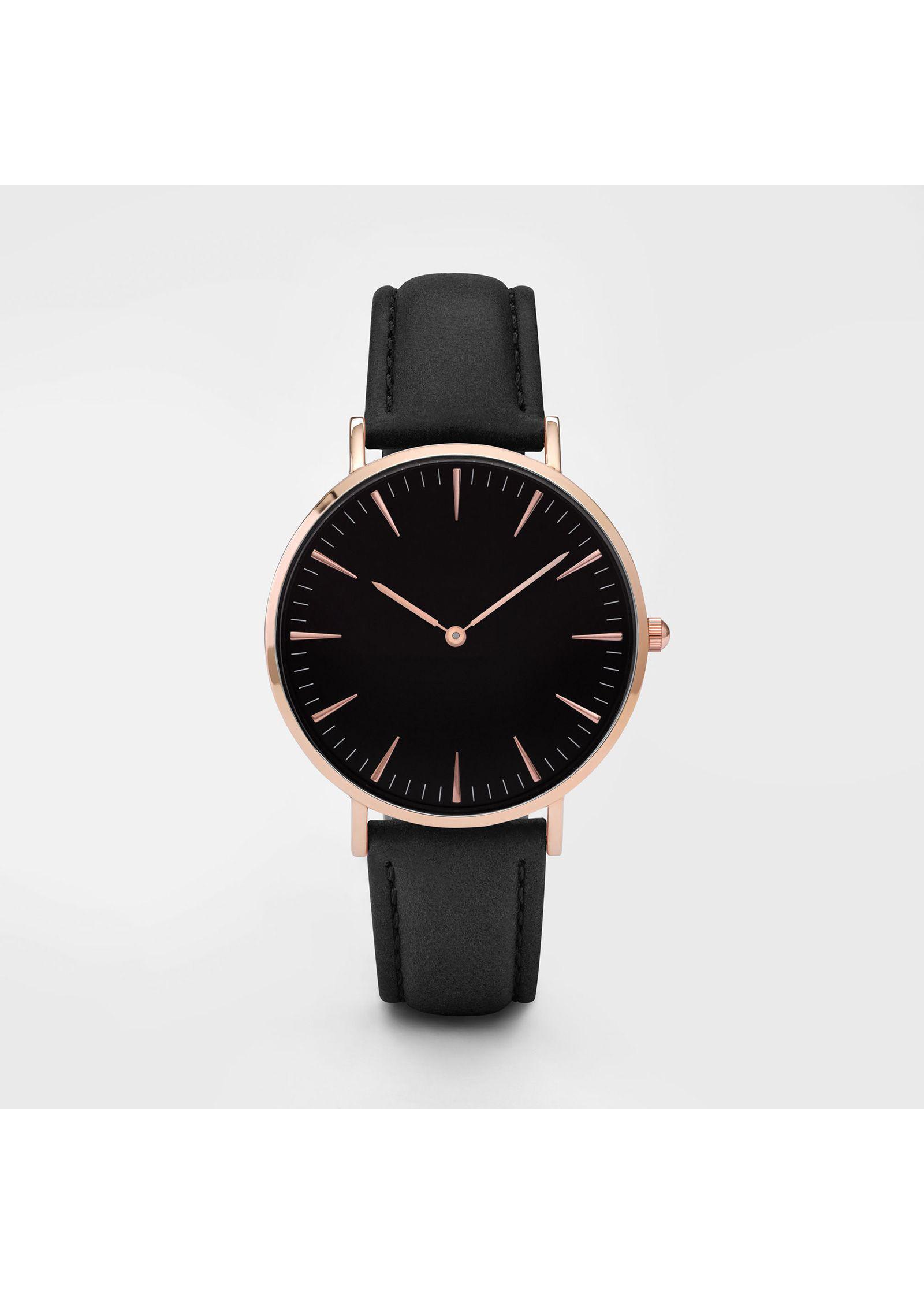 Đồng hồ nữ dây da thời trang Cluse353