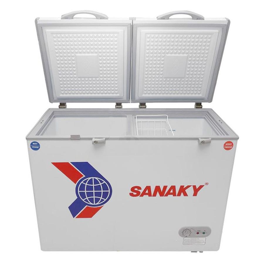 Tủ Đông Sanaky VH-285W2 (220L) - Hàng Chính Hãng