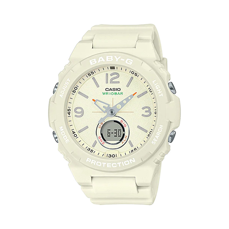 Đồng hồ nữ dây nhựa Casio Baby-G chính hãng BGA-260-7ADR