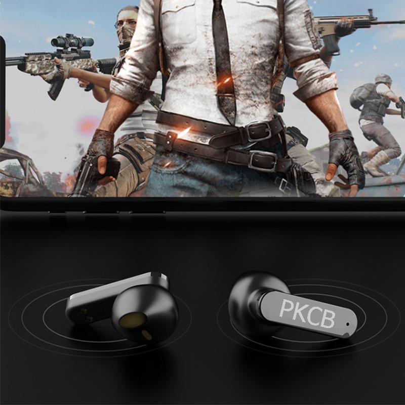 Tai Nghe Bluetooth không dây True Wireless earbuds cảm ứng PKCB268 - Hàng chính hãng