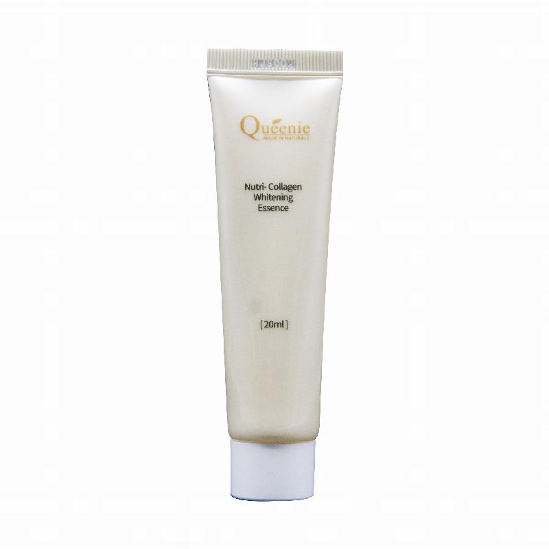 Bộ mỹ phẩm dưỡng trắng da Queenie trải nghiệm 2 sản phẩm