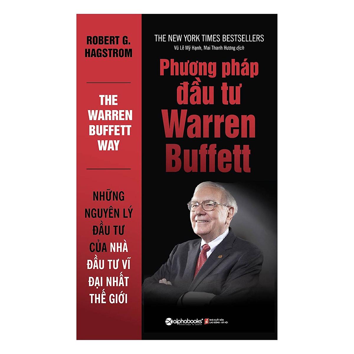 Combo 2 cuốn sách: Những Bài Học Đầu Tư Từ Warren Buffett  + Phương Pháp Đầu Tư Từ Warren Buffett