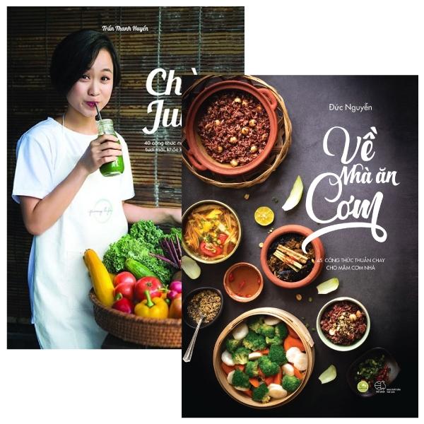 Combo Chào Juice + Về Nhà Ăn Cơm (Bộ 2 Cuốn)