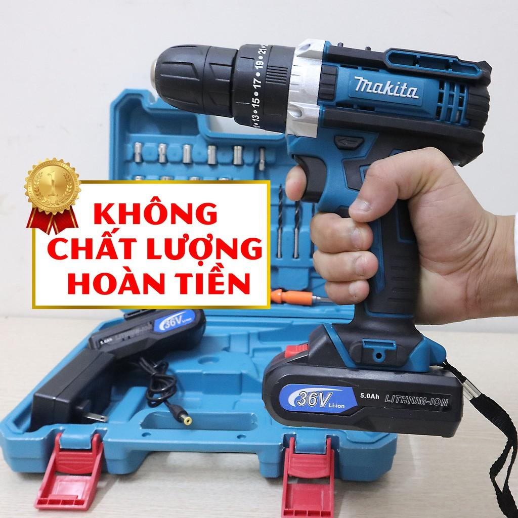 Khoan pin cầm tay MKT36V