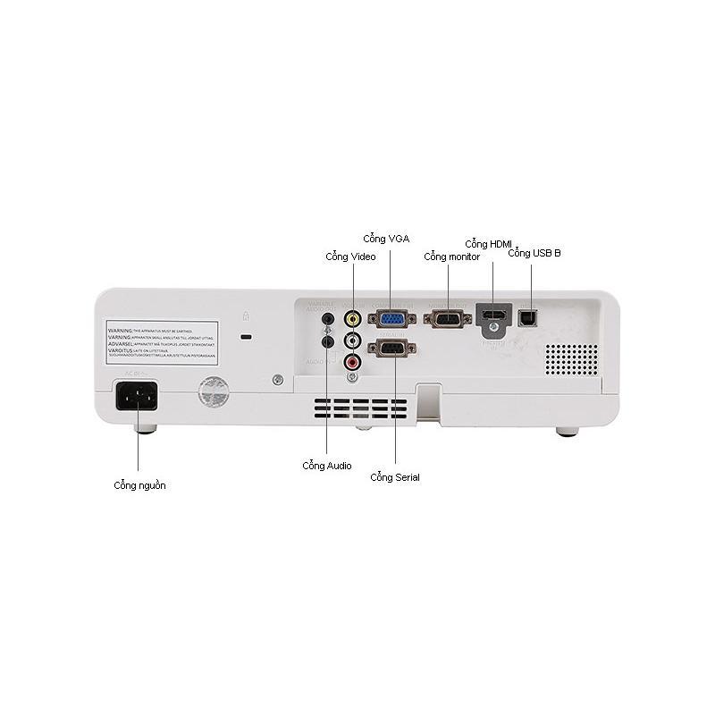 Máy chiếu Panasonic PT-LB353- Hàng Chính Hãng
