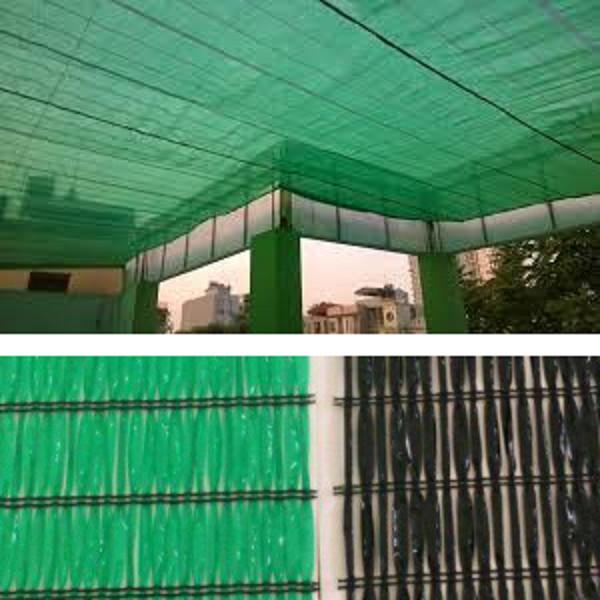Lưới che nắng tấm 2x5m - Đen