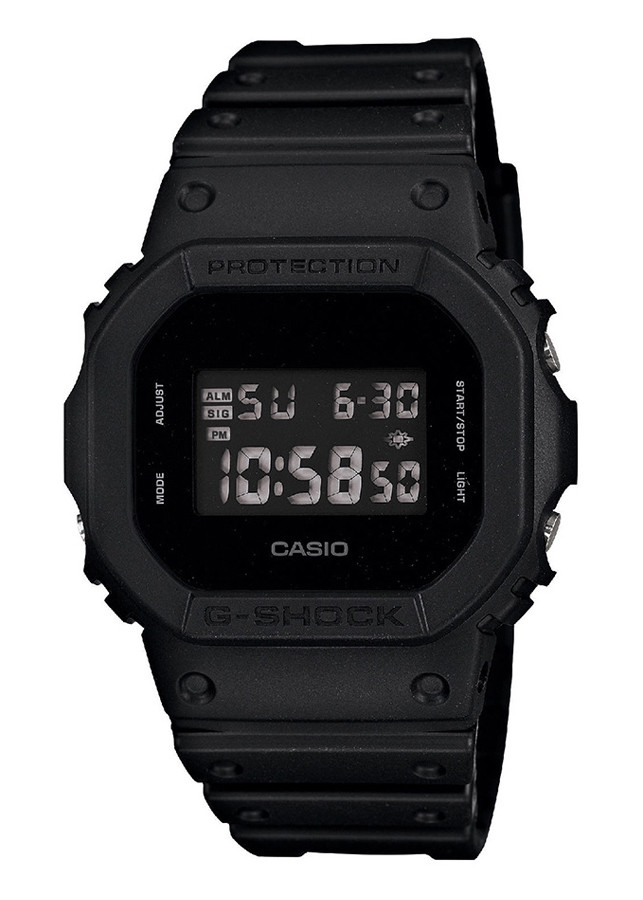 Đồng Hồ Casio Nam Dây Nhựa G-Shock DW-5600BB-1DR