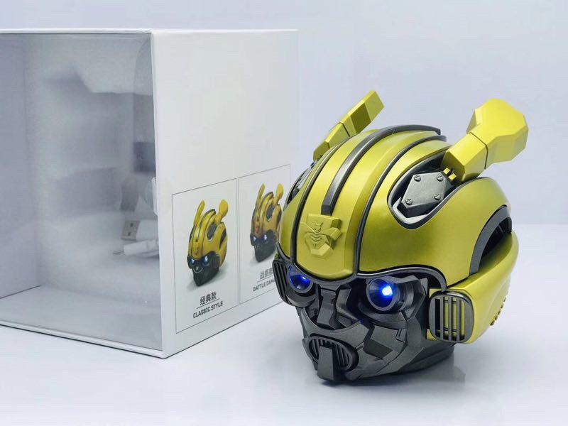 Loa bluetooth Transformers Bumblebee max ngầu đẹp