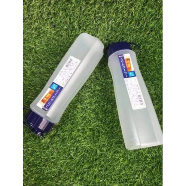 Bình nước nhựa cao cấp của Nhật Bản 1L NAKAYA