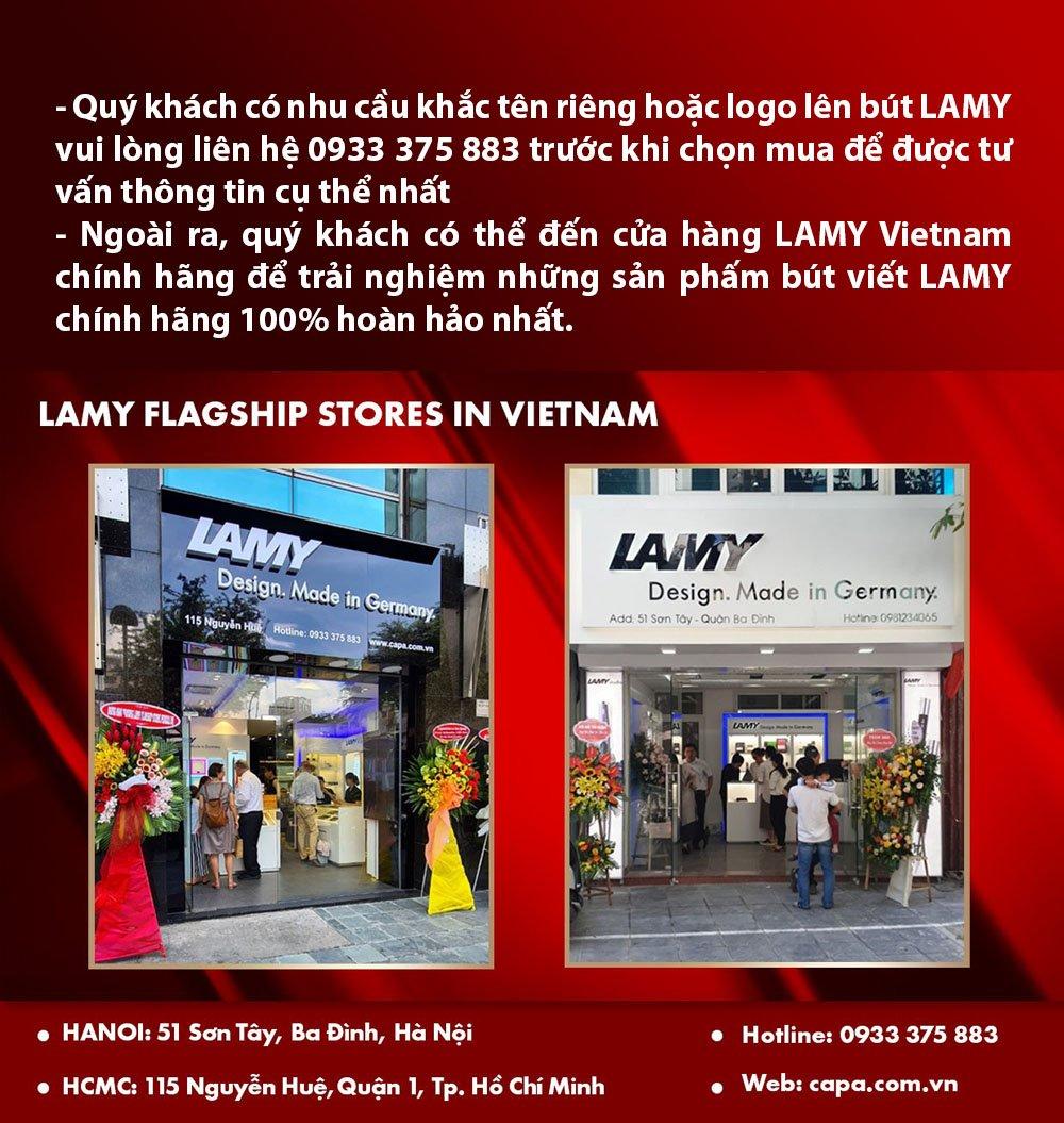 Bút Bi Lamy Studio Imperial Blue 267-4026537