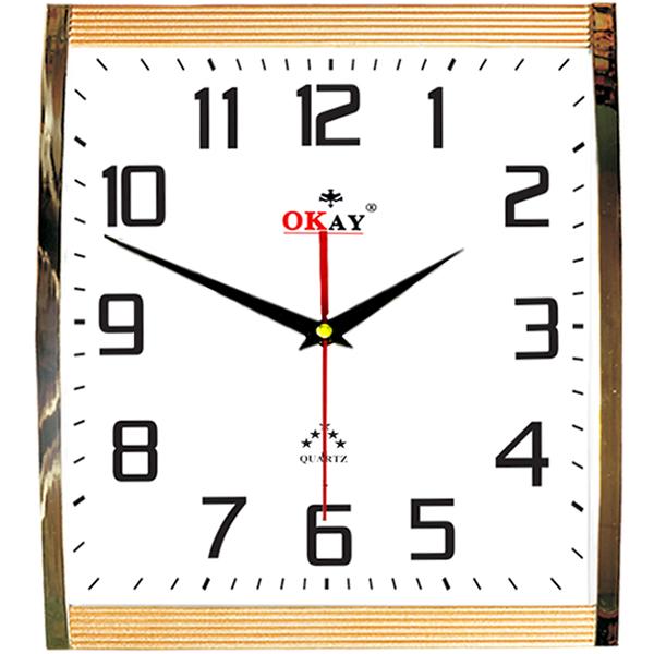 Đồng hồ treo tường thiết kế đẹp OKAY 109