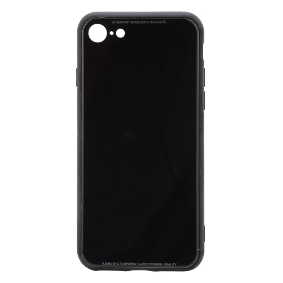Ốp Lưng Dành Cho iPhone 7 8 Mặt Kính Cường Lực Sang Trọng Đen - 24052318 , 6183200229854 , 62_4371093 , 200000 , Op-Lung-Danh-Cho-iPhone-7-8-Mat-Kinh-Cuong-Luc-Sang-Trong-Den-62_4371093 , tiki.vn , Ốp Lưng Dành Cho iPhone 7 8 Mặt Kính Cường Lực Sang Trọng Đen