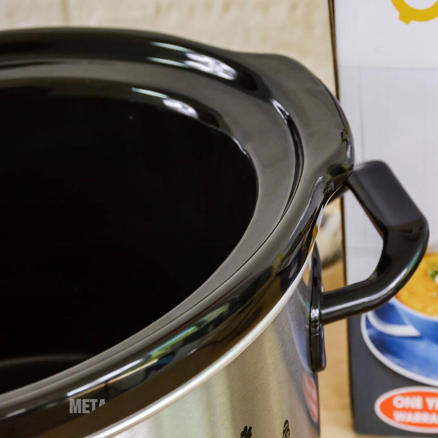 Nồi nấu cháo đa năng cho bé BBCooker 3.5l - Hàng Chính Hãng