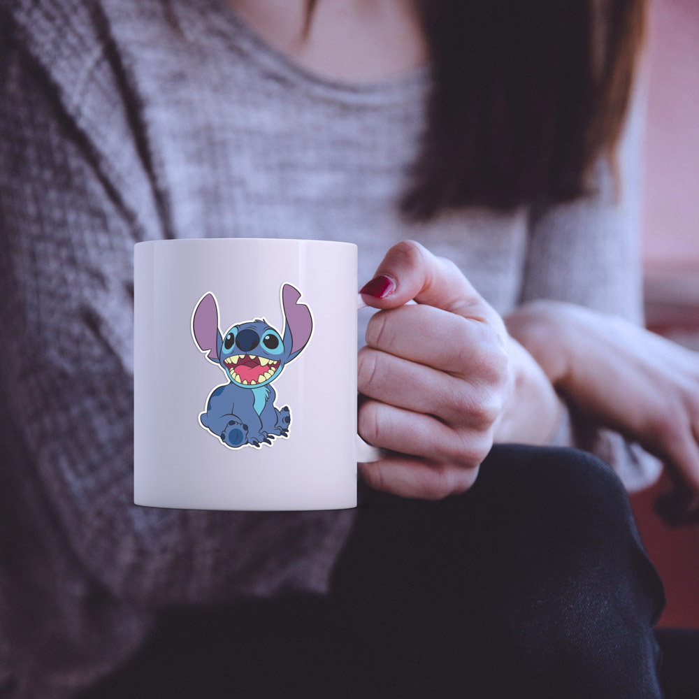 Lilo & Stitch - Single Sticker hình dán lẻ