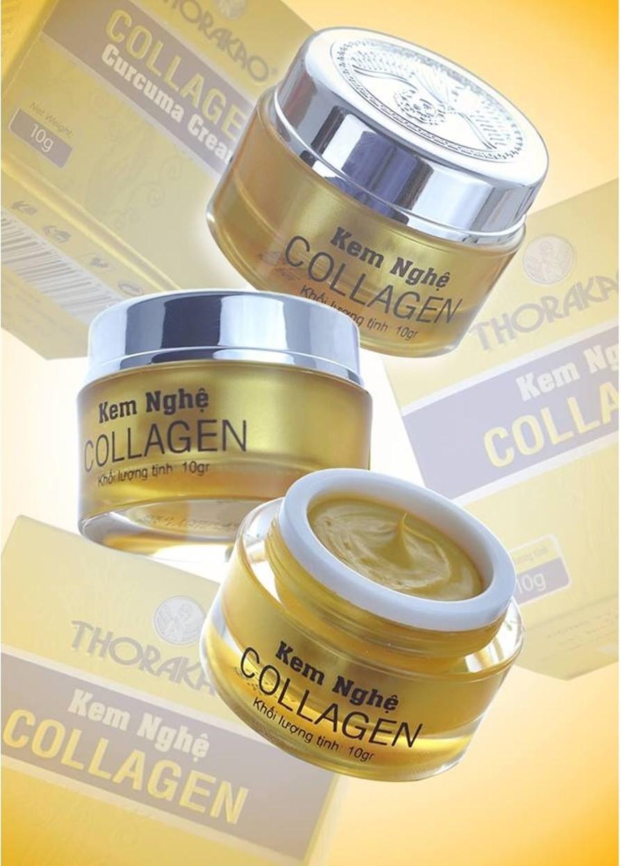 Kem Nghệ Collagen Thorakao 10g