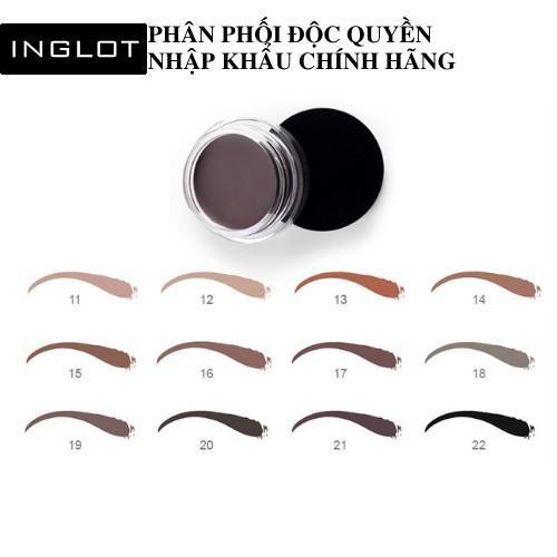 Gel kẻ chân mày Inglot Eye Amc Brow Liner (2g)