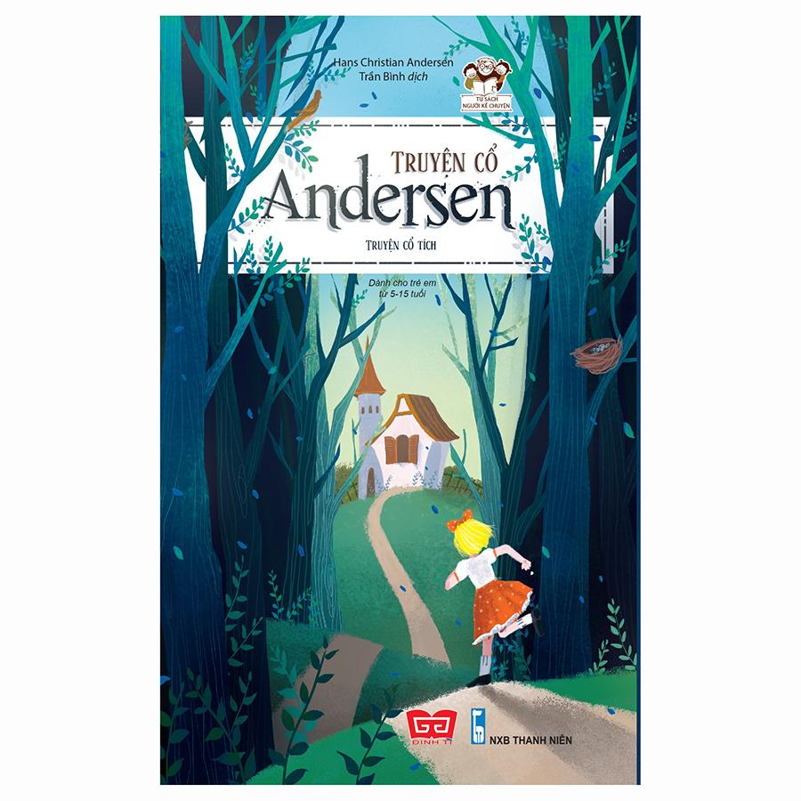 Truyện Cổ Andersen (Tái Bản 2018)