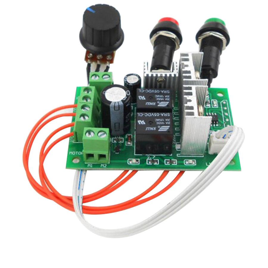Module Điều Khiển Tốc Độ và Đảo Chiều Động Cơ DM128 12V-24V