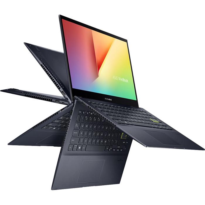 Laptop Asus TM420IA-EC031T (AMD R5-4500U/ 8GB DDR4 3200MHz/ 512GB SSD M.2 PCIE/ 14 FHD Touch/ Win10) - Hàng Chính Hãng