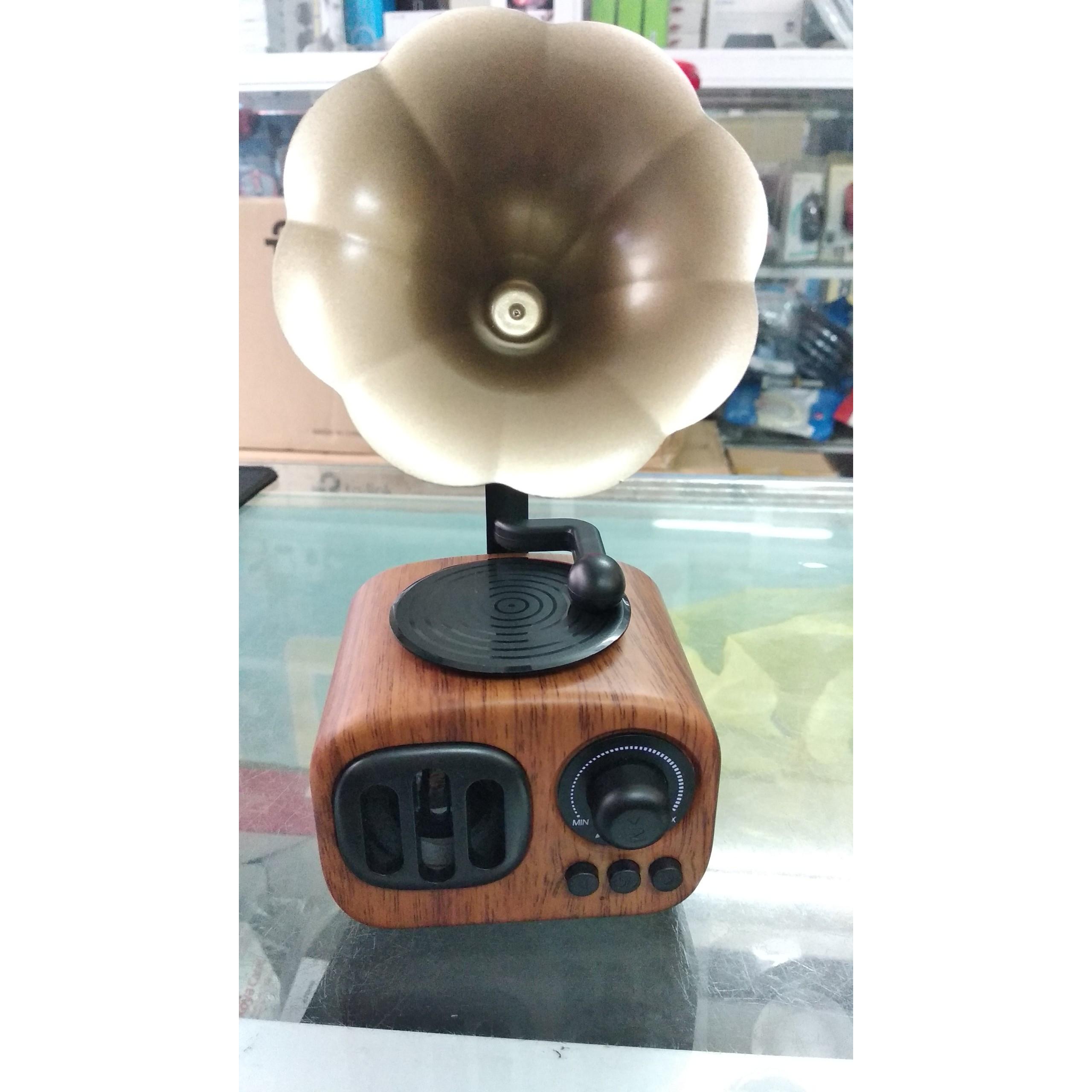 Loa Bluetooth Cổ Điển