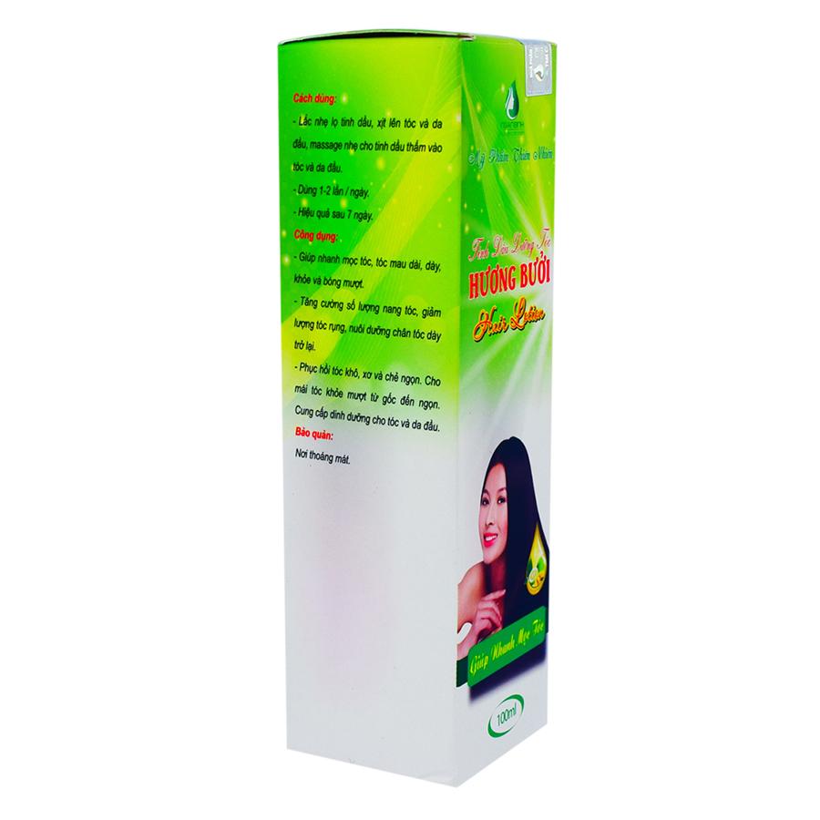 Tinh Dầu Dưỡng Tóc Hương Bưởi Hair Lotion (100ml)