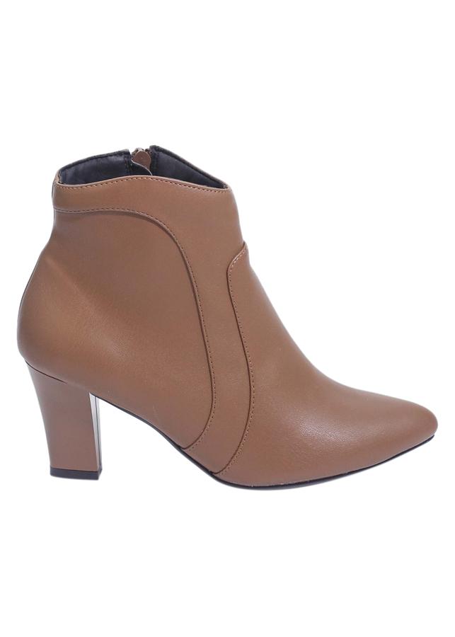 Giày Boot Nữ Cổ Ngắn 7P Pixie P061