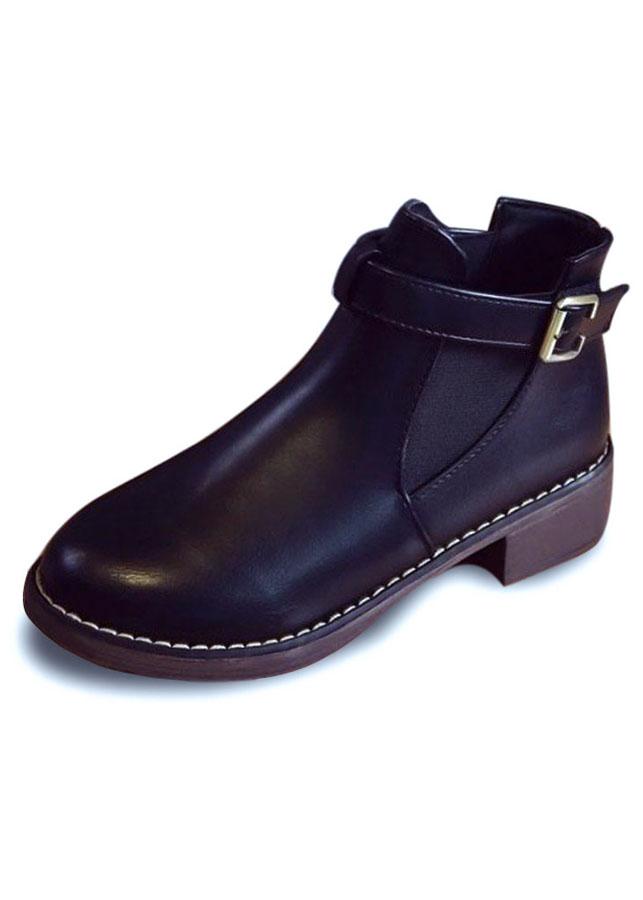 Giày chelsea boots nữ có đai Rozalo RM3758 - 4023650623234,62_2042935,418000,tiki.vn,Giay-chelsea-boots-nu-co-dai-Rozalo-RM3758-62_2042935,Giày chelsea boots nữ có đai Rozalo RM3758